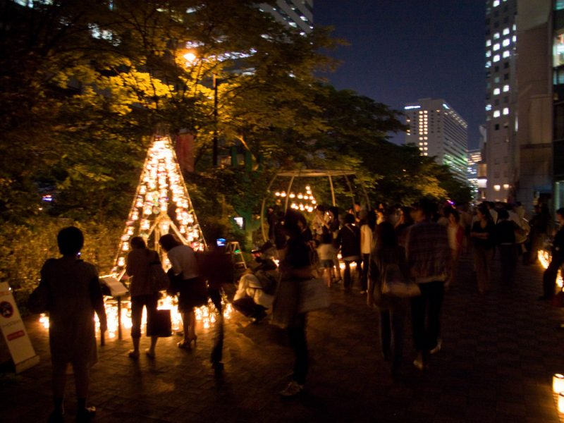 Osaka Summer Candlelight
