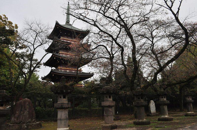 Ueno Zoo Pagoda