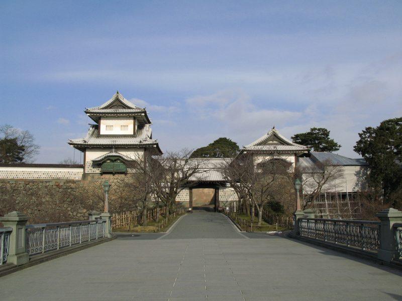 Kanazawa Temple