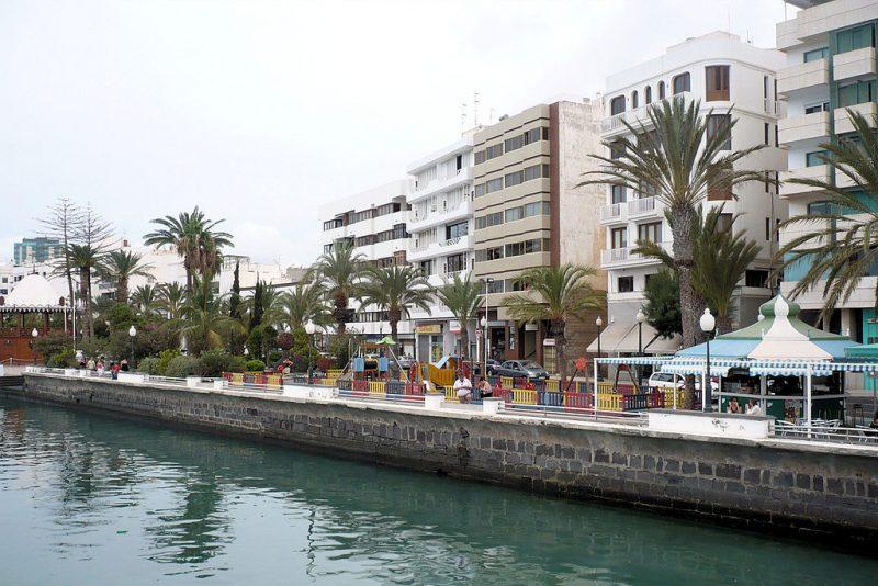 Arrecife Promenade