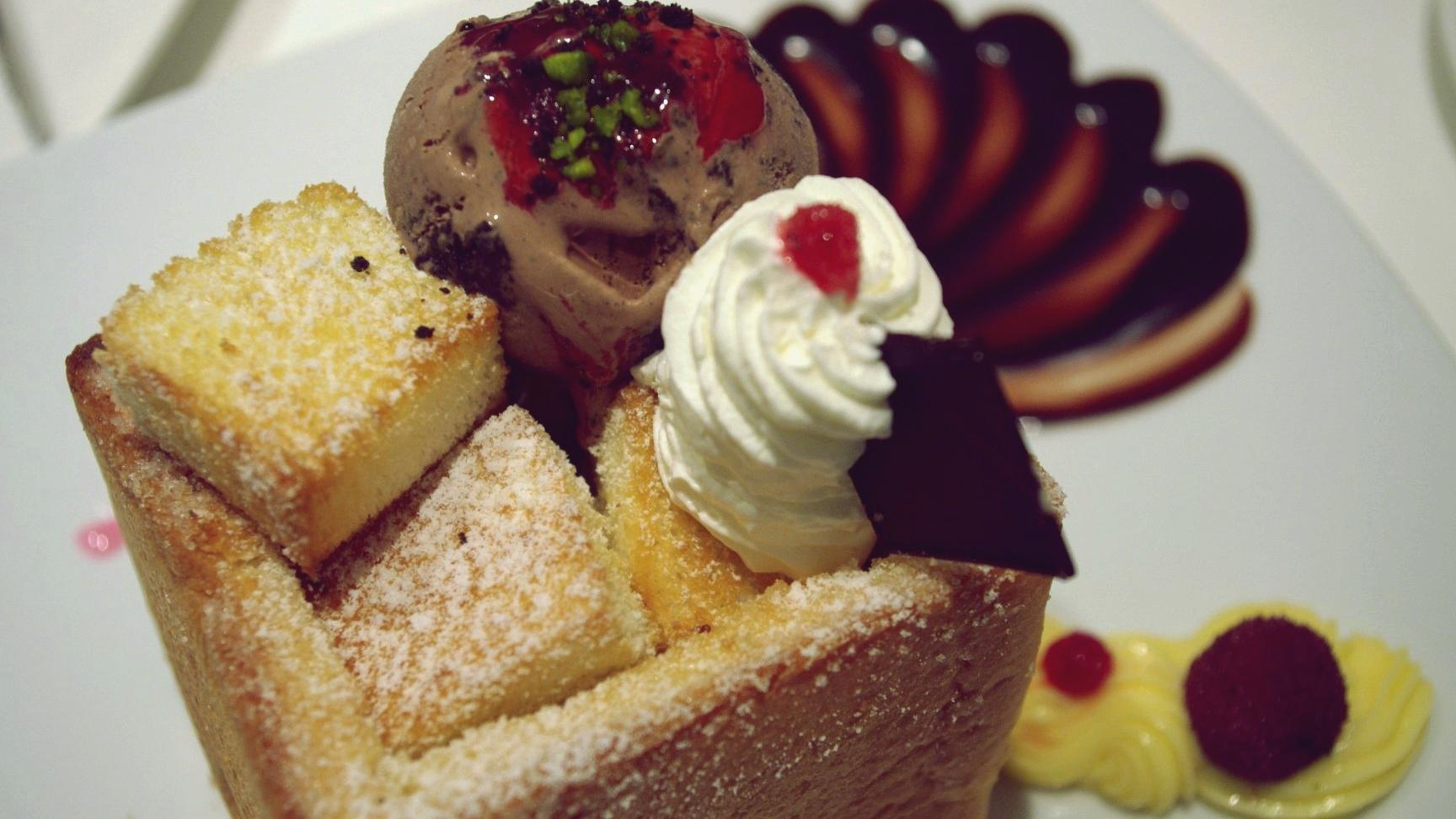 Shibuya honey toast main
