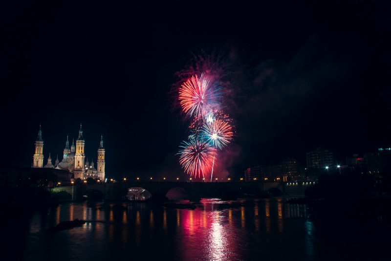 Fin de Fiestas del Pilar 2014