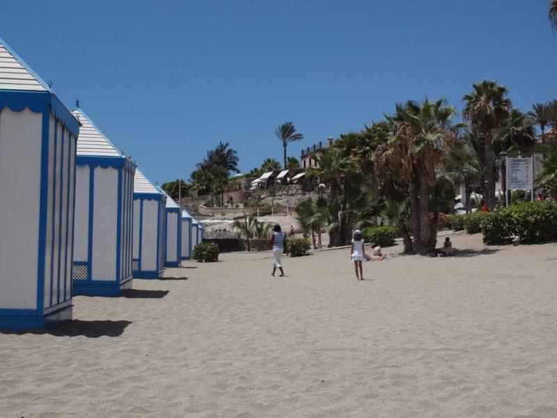Playa Del Tenerife
