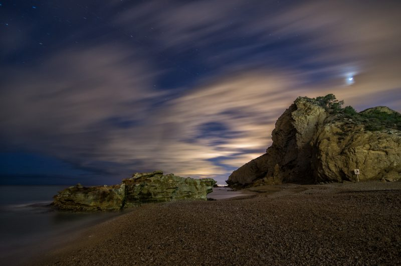 La Caleta National Park beach View