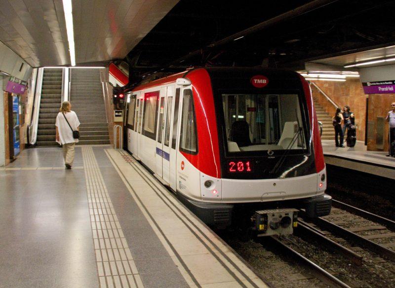 barcelona metro 1