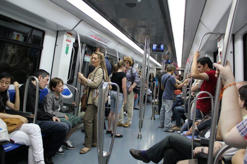 barcelona metro 2