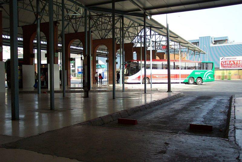 Malaga Bus Station