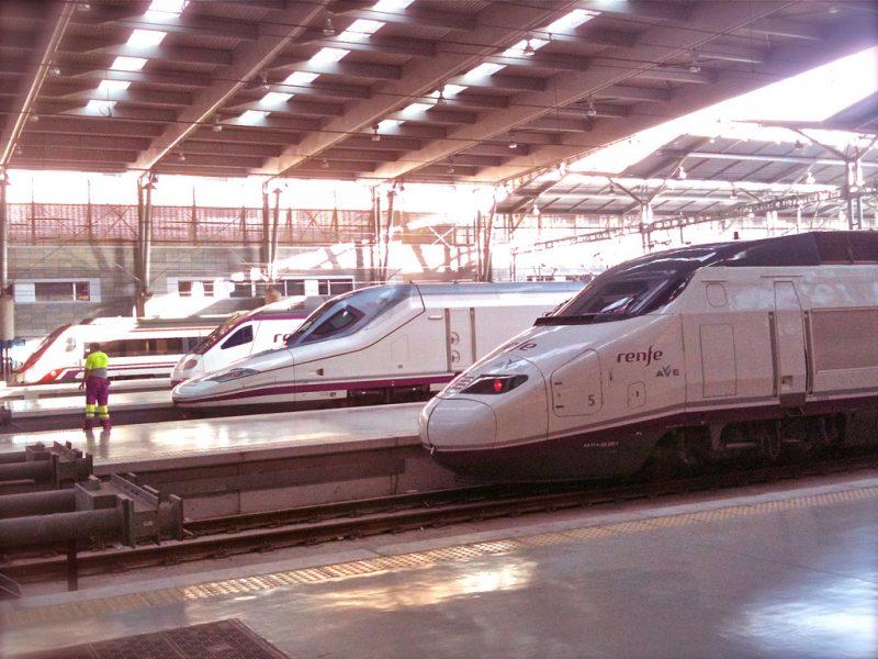 Malaga Station
