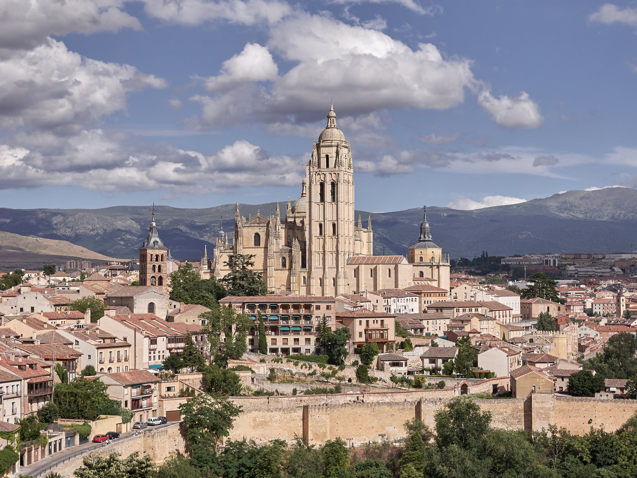 Hotels In Segovia Spain
