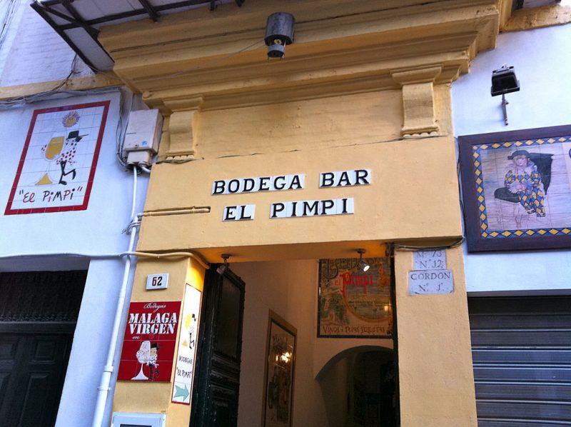 El Pimpi Malaga