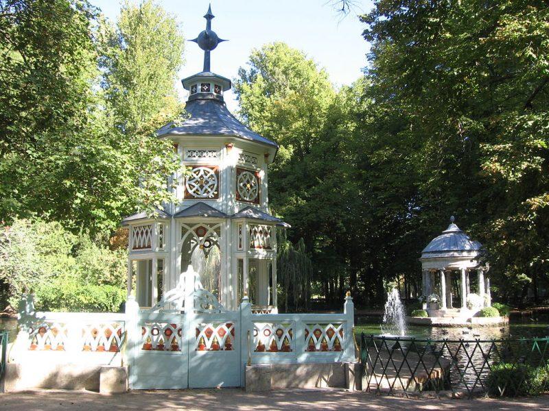 Garden of the Prince