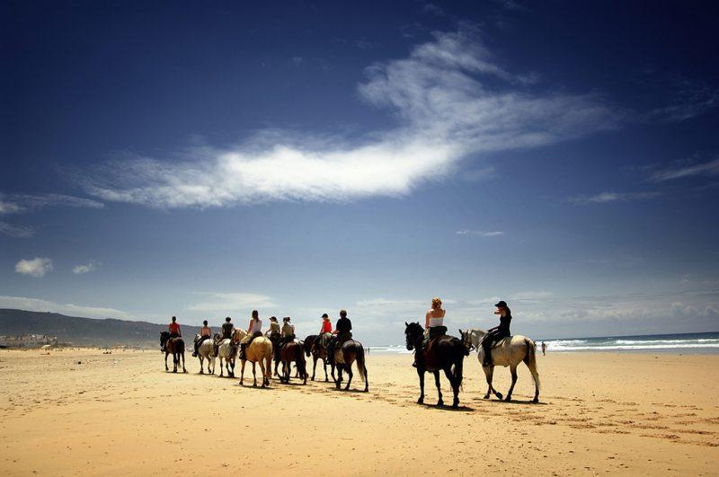 Salou Horseback