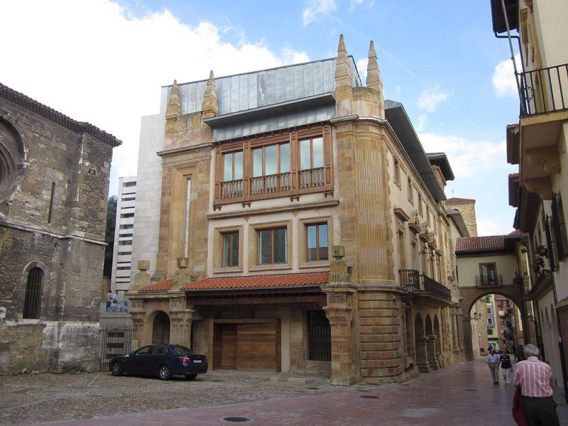 Museo Arqueológico de Asturias.