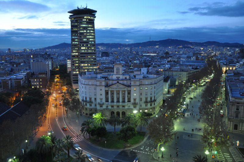 Barcelona port 5