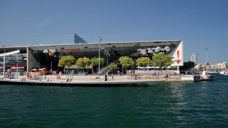 Barcelona port 8