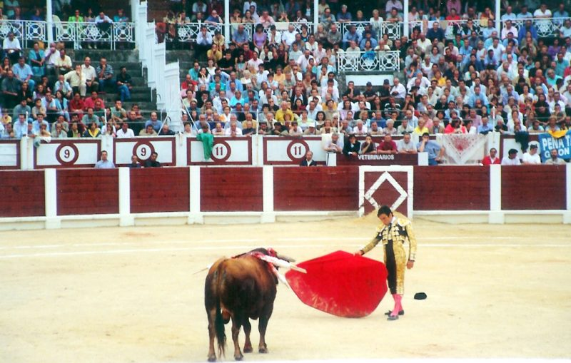bullfeature Pedro Lopez