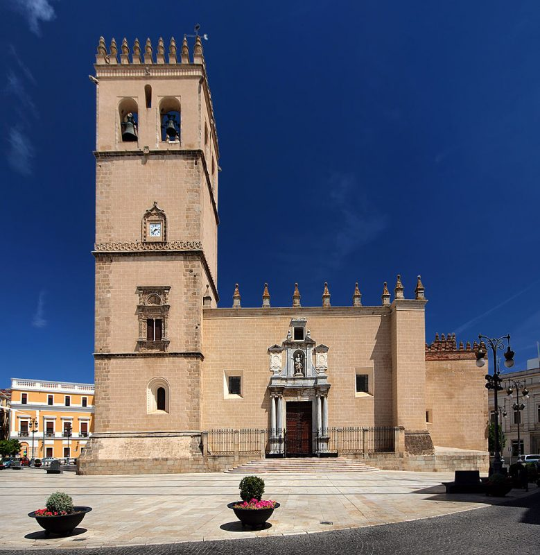 Badajoz Cathedral