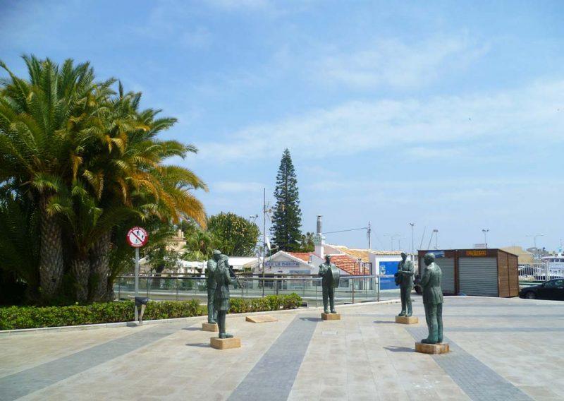 Torrevieja Promenade