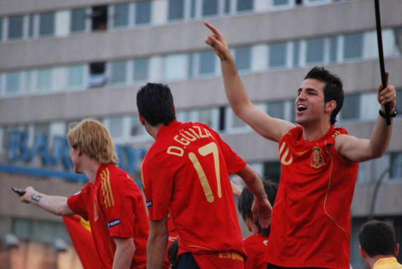 Spain Futbol