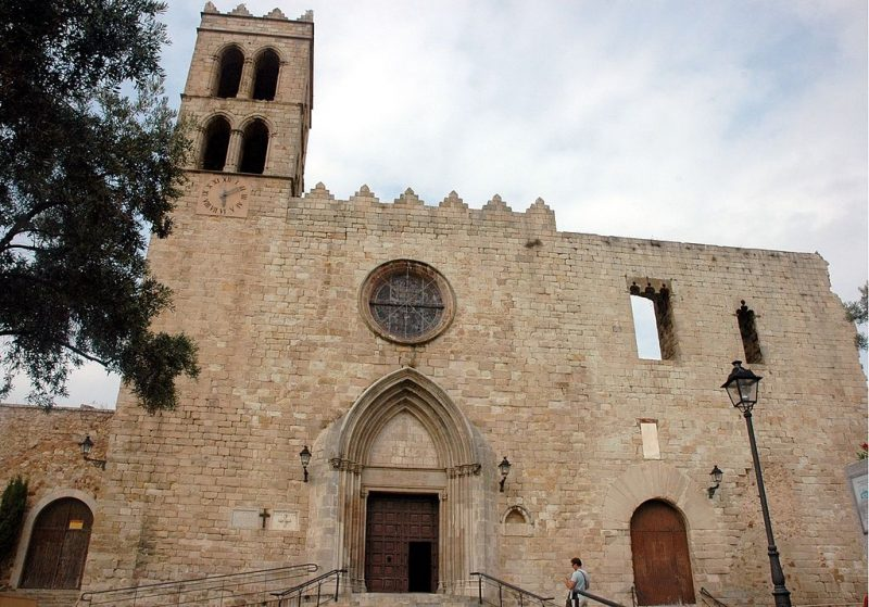 Santa Maria de Blanes