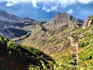 Tenerife Mountain