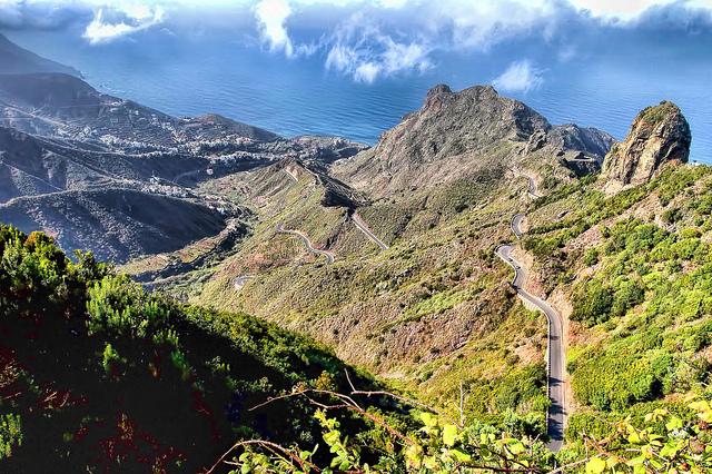 Tenerife Mountain