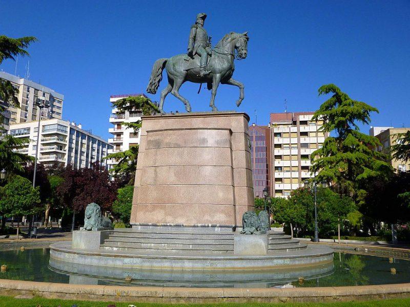 Parque del Espolon
