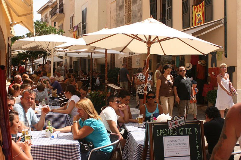 Alcudia Restaurants