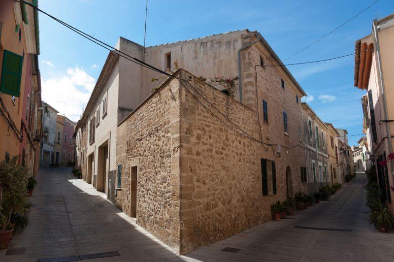 Alcudia Streets