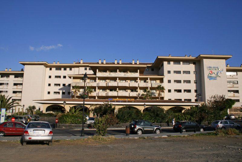 Hotel Taburiente Playa