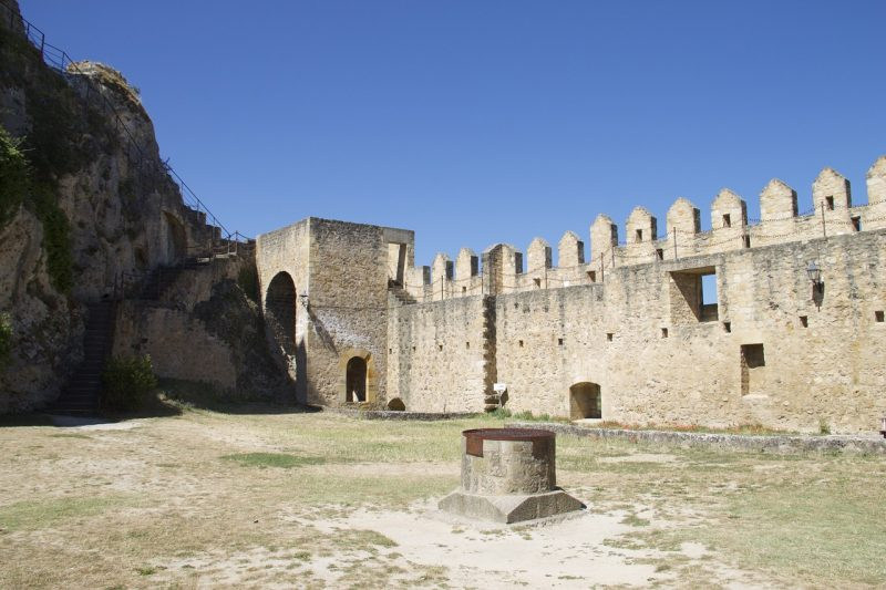 Burgos Castle