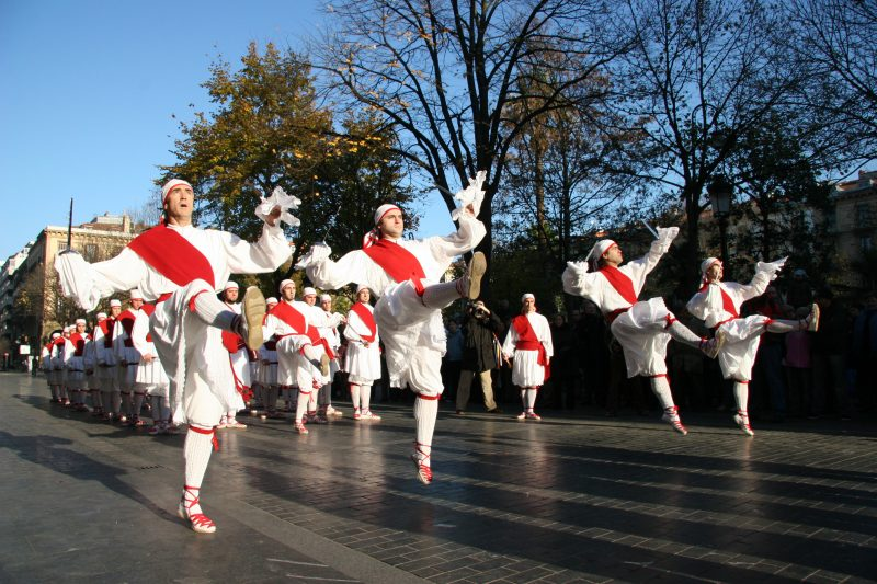 Basque Dancers
