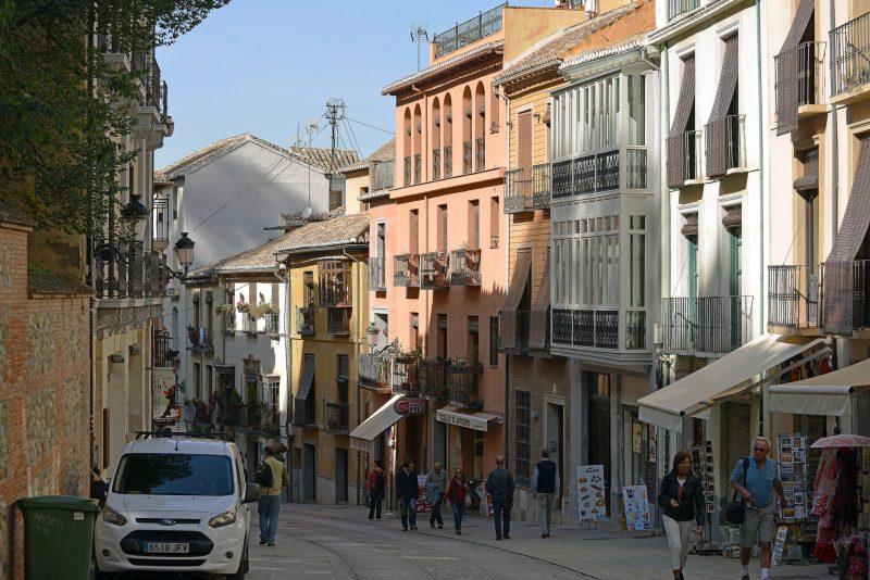 Cuesta Gomerez Street