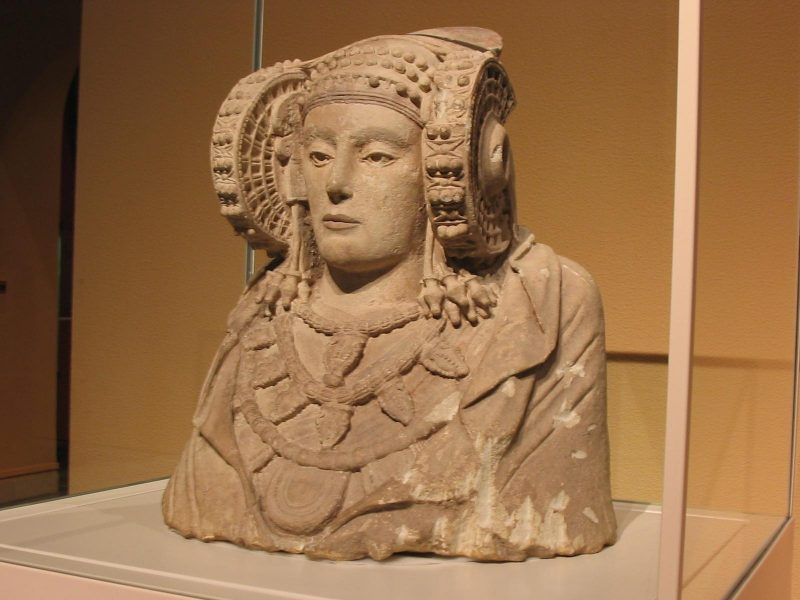 The Lady of Elche