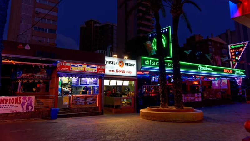 Benidorm Nightlife