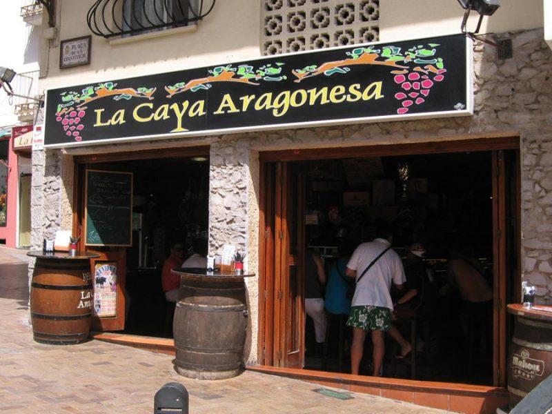La Cava Aragonesa Restaurant