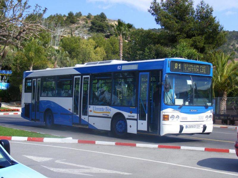Benidorm Buses