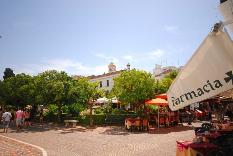 marbella old town 1