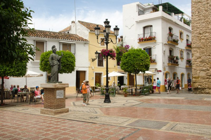 marbella old town 6