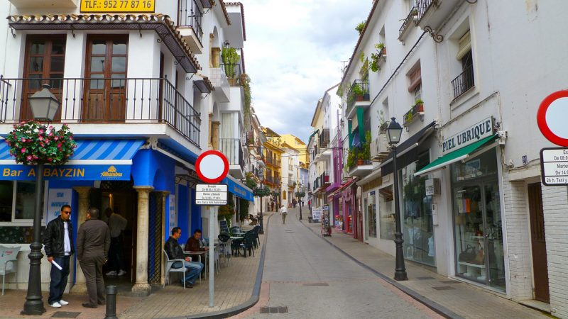 marbella old town 9