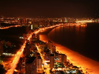 Benidorm Night