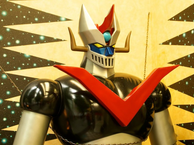 Mazinger Z Facts