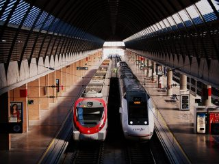 train seville