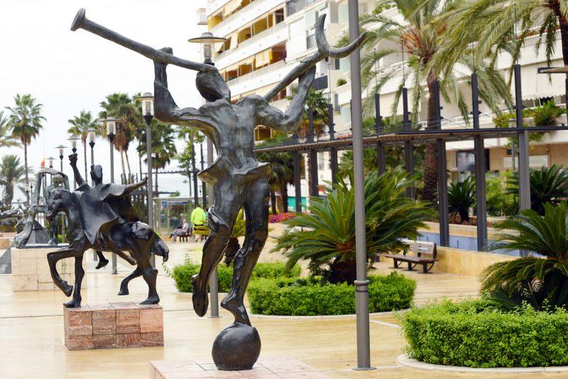 Marbella Avenida del Mar