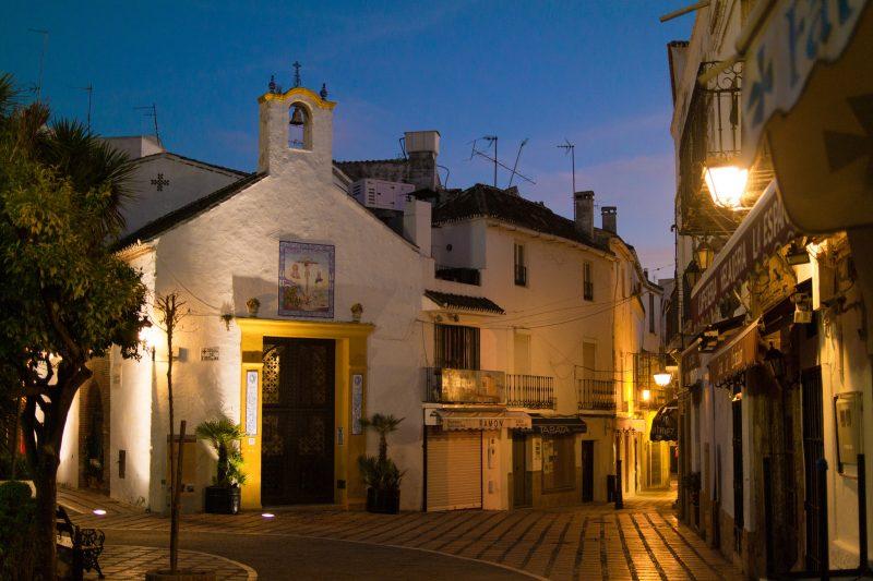 Marbella Plaza de los Naranjos