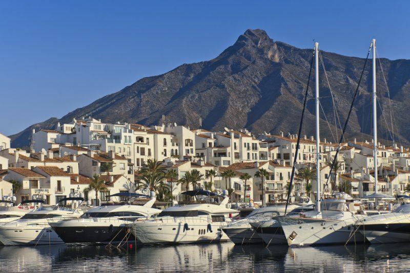Marbella Port Banus