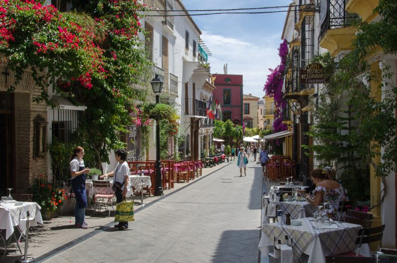 Marbella Restaurants