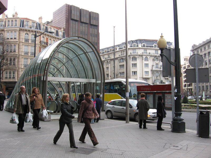 Bilbao Stations