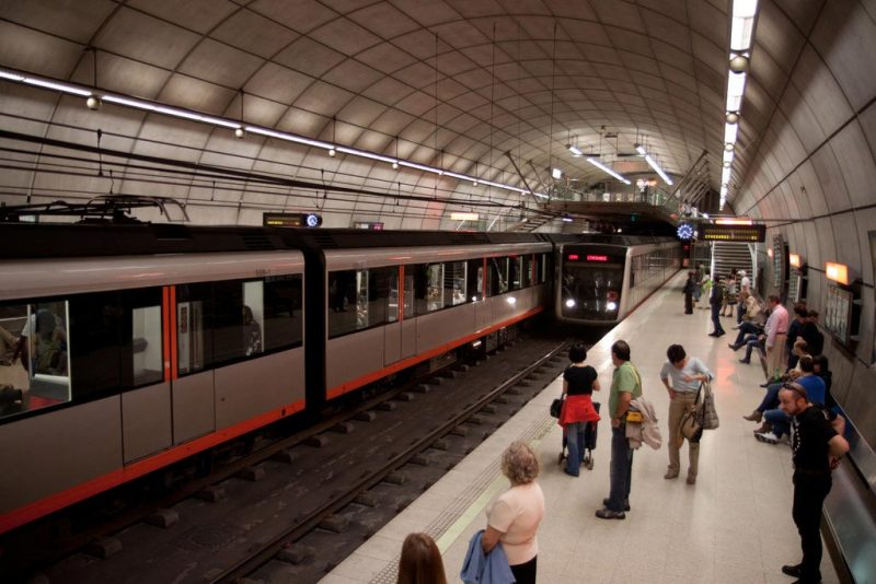 Bilbao-Metros