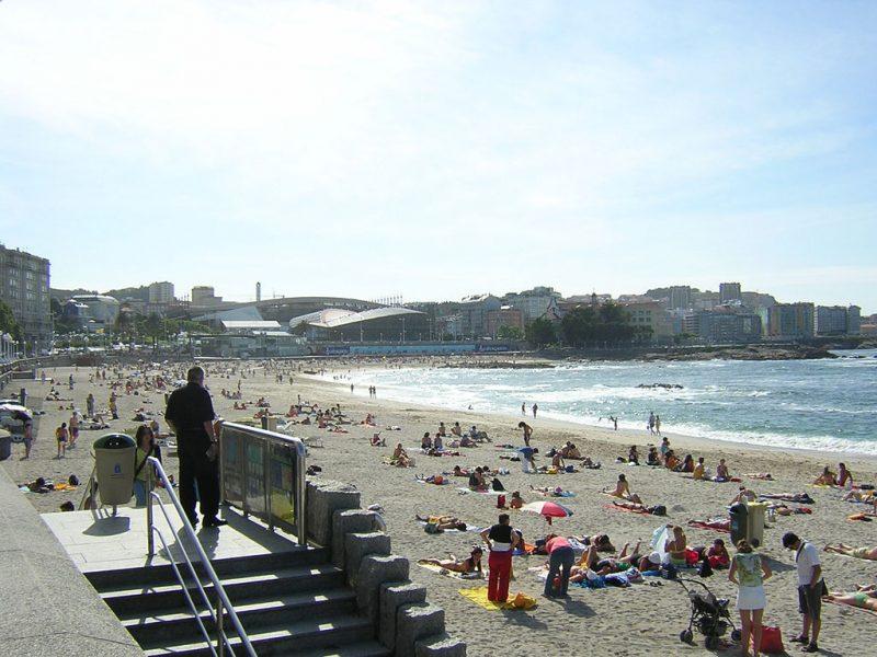 Coruna Beach